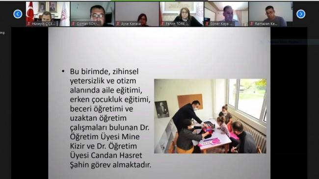 MSKÜ, Özel Eğitim Öğretmenlerini Eğitiyor