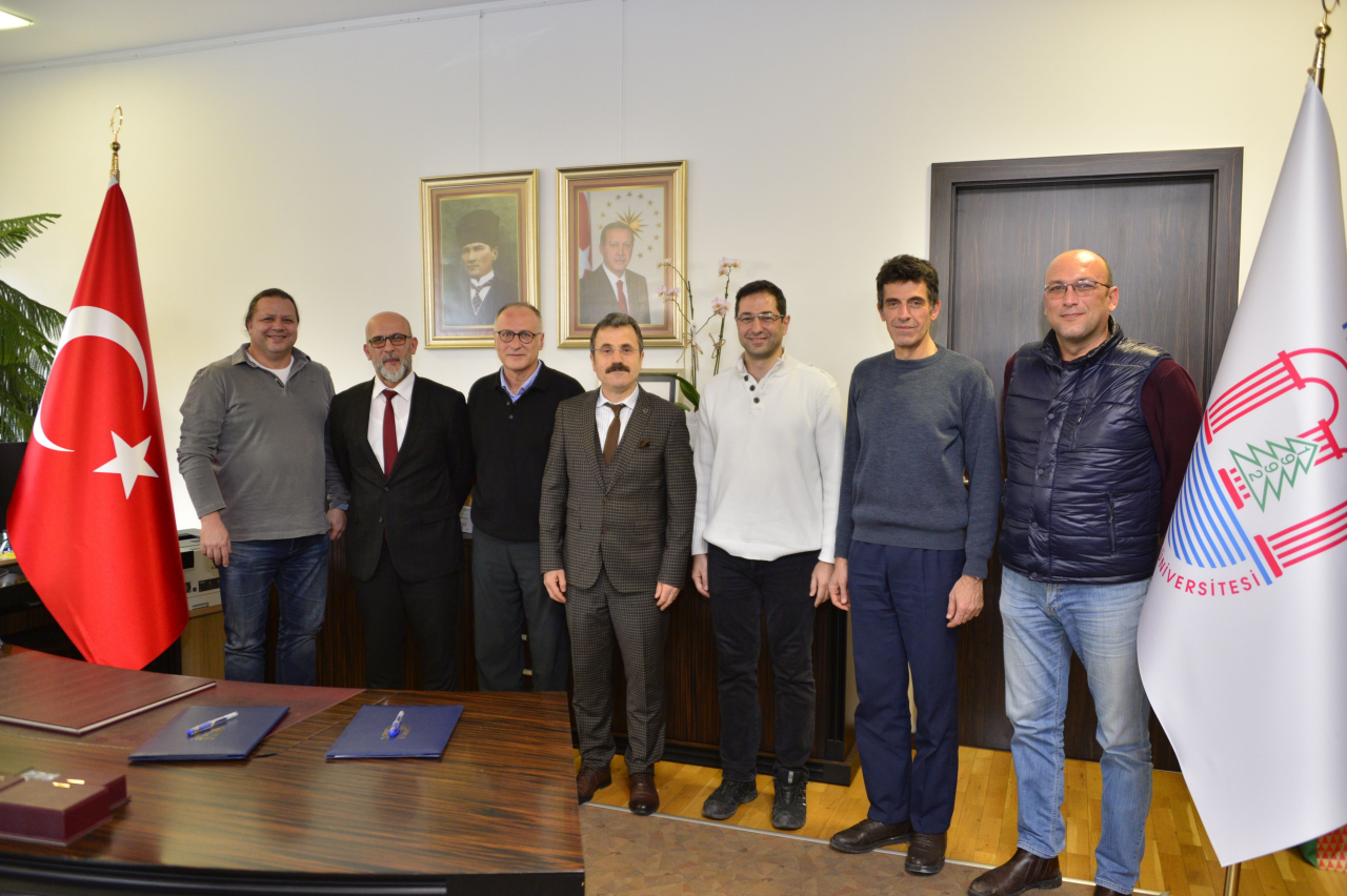 MSKÜ, Üniversite Sanayi İş Birliği Anlaşmalarına Bir Yenisini Ekledi