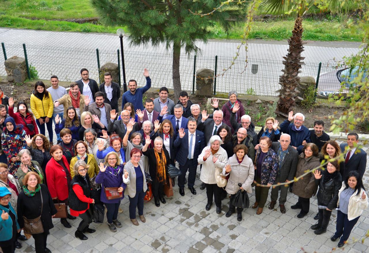 Tazelenme Üniversitesi Köyceğiz Kampüsü Açıldı