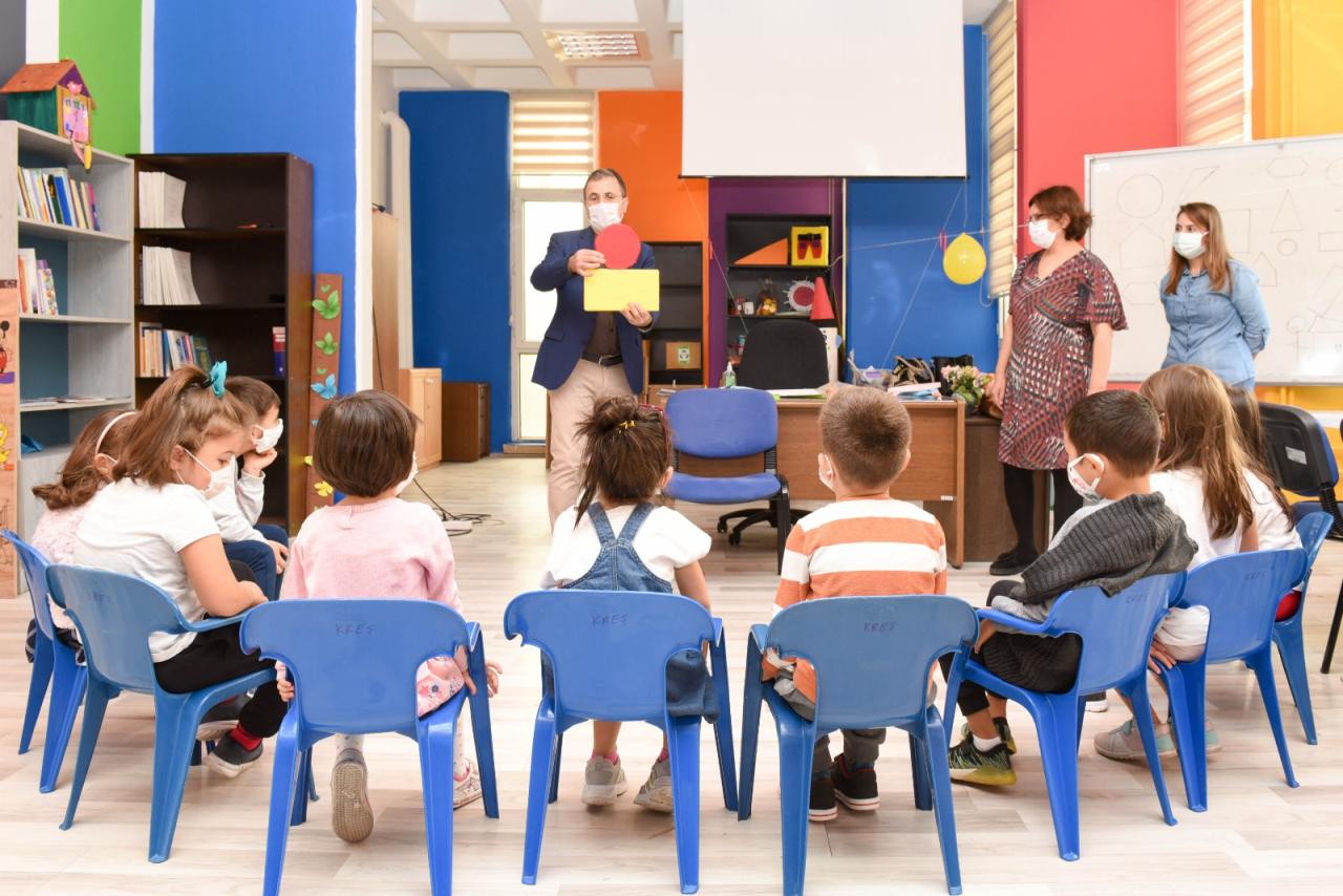 Children Learn Mathematics with Fun