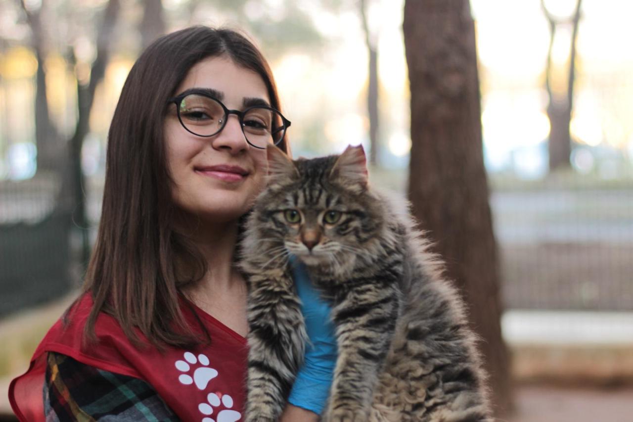 Kampüs Patileri Topluluğuna Hayvan Bakım Ünitesi Tahsis Edildi