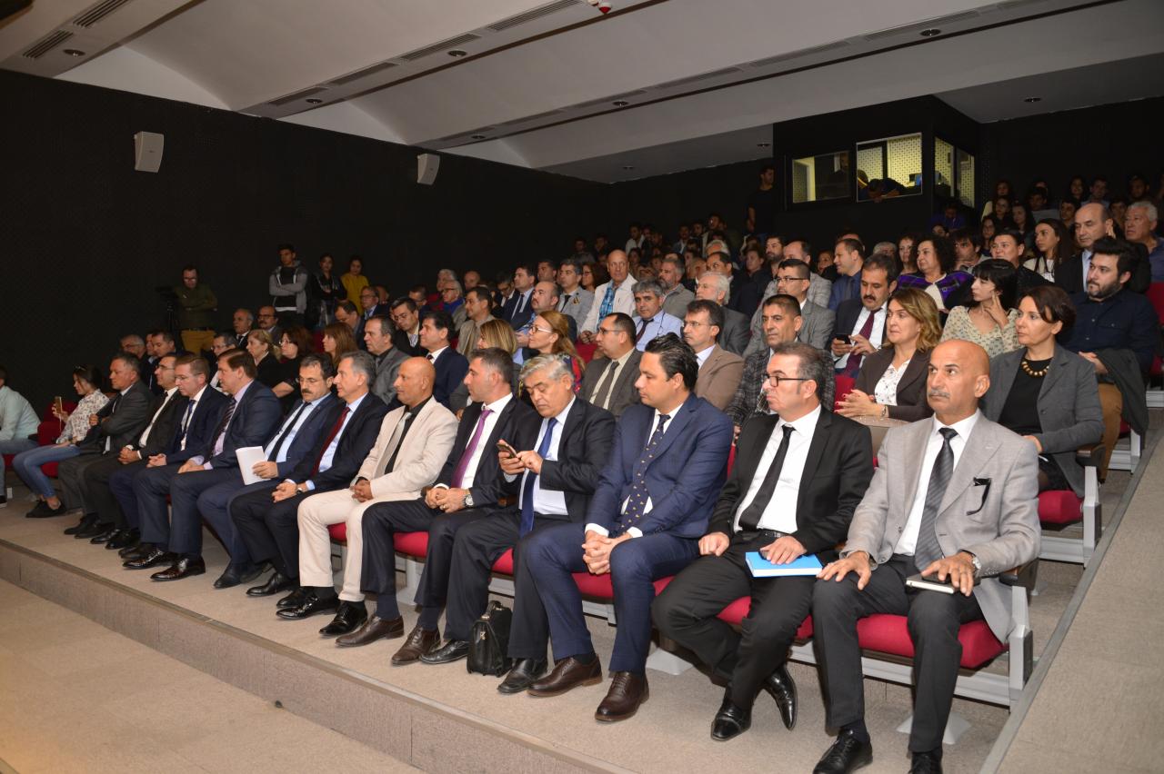 Bodrum'da Akademik Yıl Açılış Töreni Yapıldı
