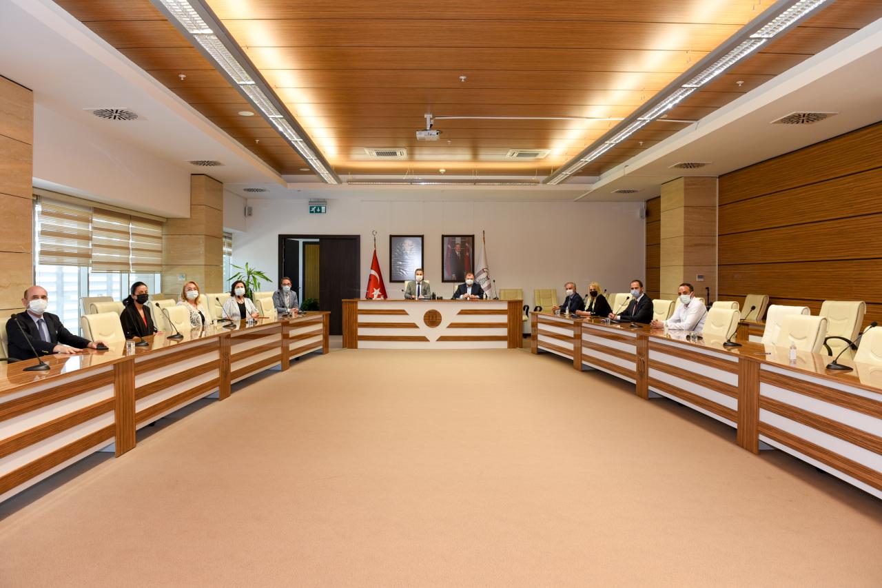 Sağlık Alanında İş Birliği Protokolü