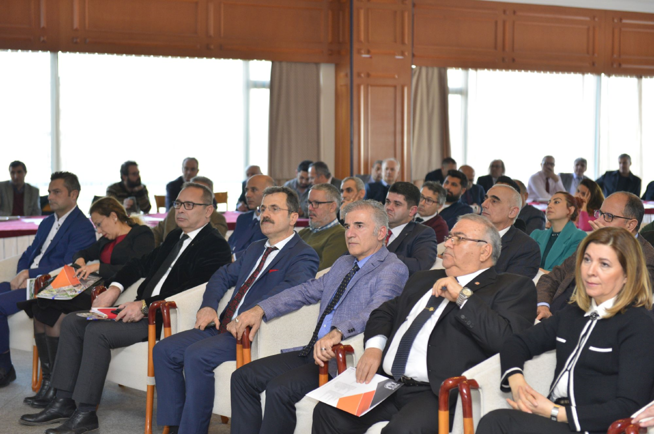 MSKÜ Üniversite-Şehir Entegrasyonun Güçlendirilmesi İçin İlk Toplantıya Ev Sahipliği Yaptı