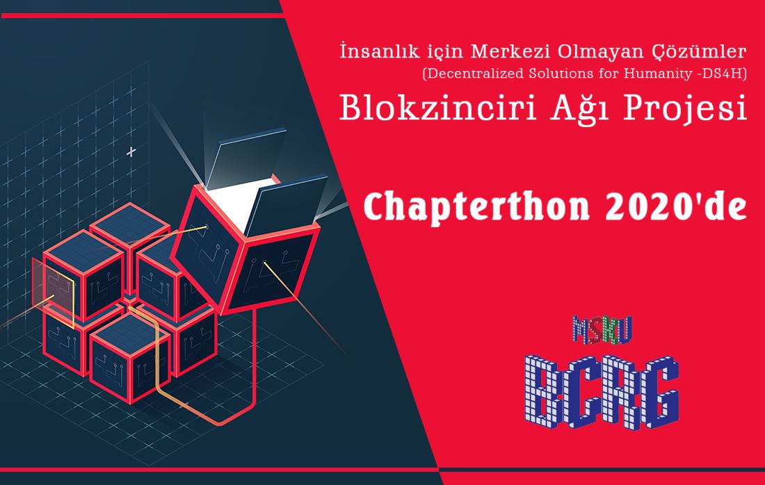 Blokzinciri Ağı Projesi Chapterthon 2020