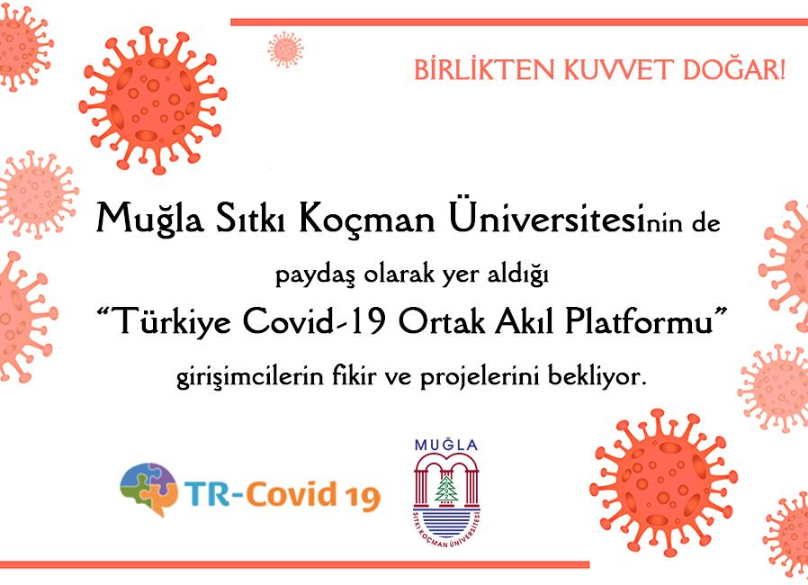 Covid-19'a Karşı Ortak Akıl Platformu Çalışmalarına Başladı