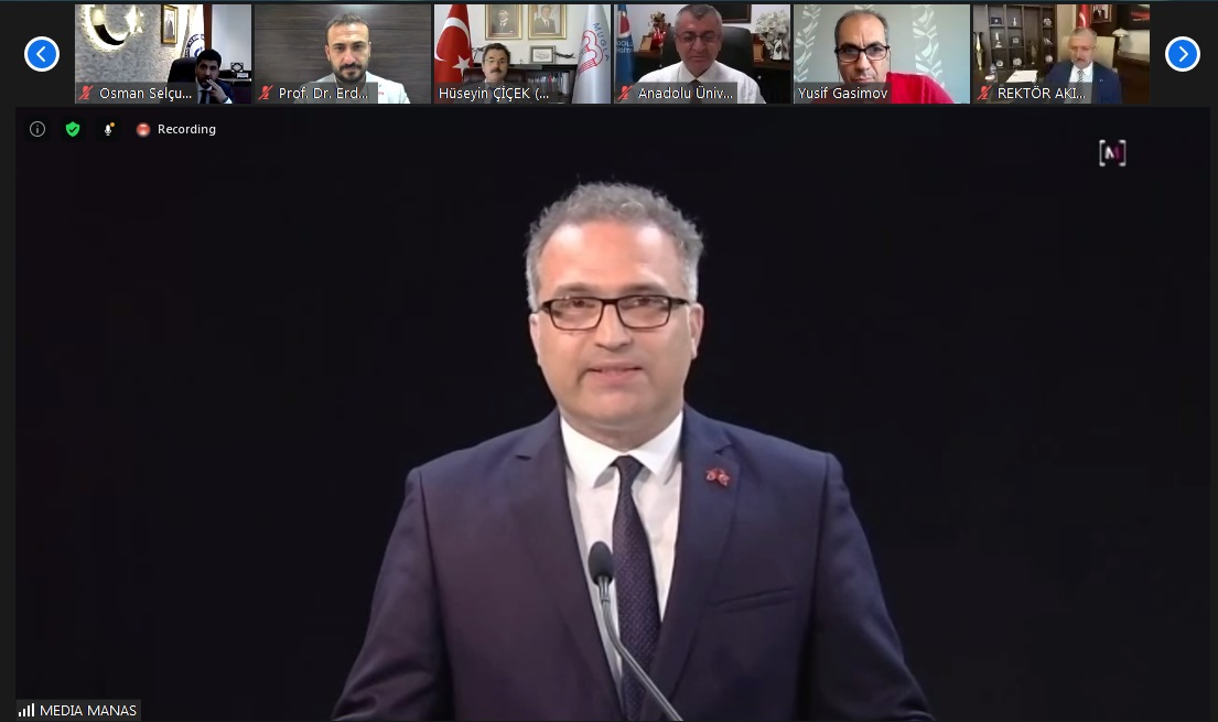 """""""Türk Dünyası Dijital Vatandaşlığı Projesi"""" Resmiyet Kazandı"""