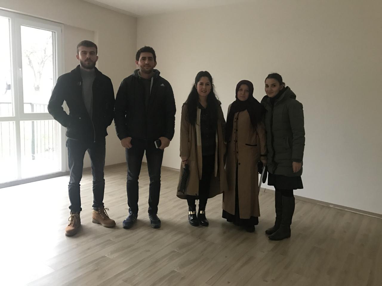 Üniversitemiz Proje Bursiyeri/Araştırmacısı Lisansüstü Öğrencilere Sahip Çıkıyor