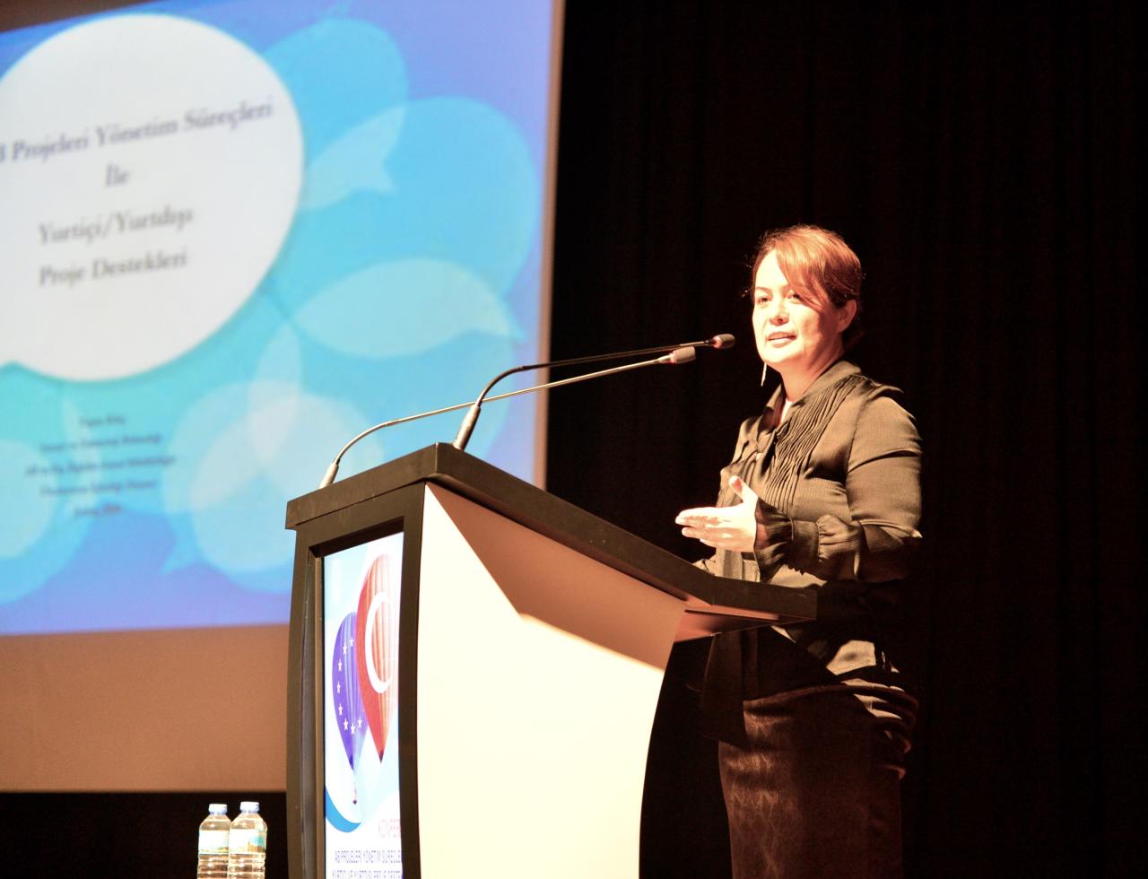 AB Proje Yönetim Süreçleri Konferansı Düzenlendi
