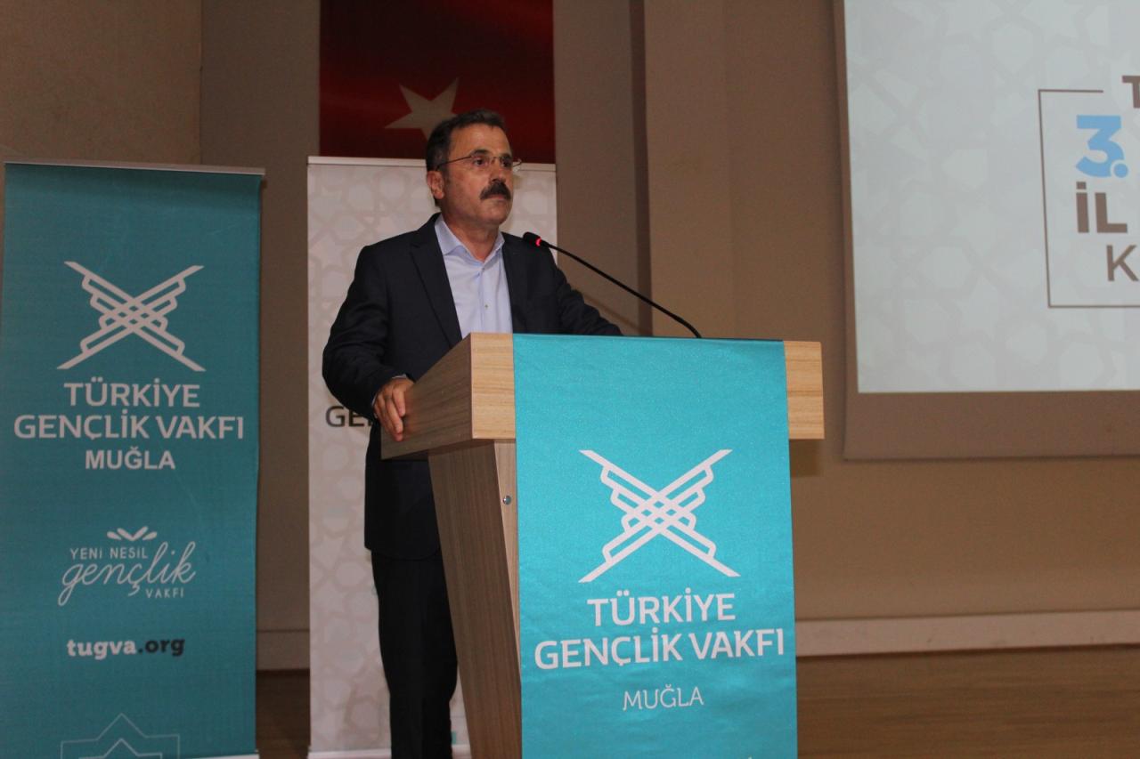 Rektör Çiçek, TÜGVA Olağan Genel Kurulu Toplantısına Katıldı