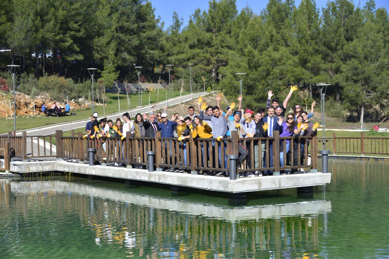 Kalbinde Doğa Olan Üniversite: Muğla Sıtkı Koçman Üniversitesi