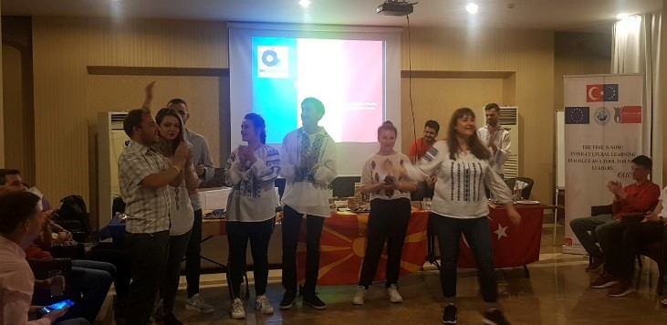 ''The Time Is Now! Inter-cultural Learning Dialogue As a Tool For New Leaders'' Projesi Tamamlandı