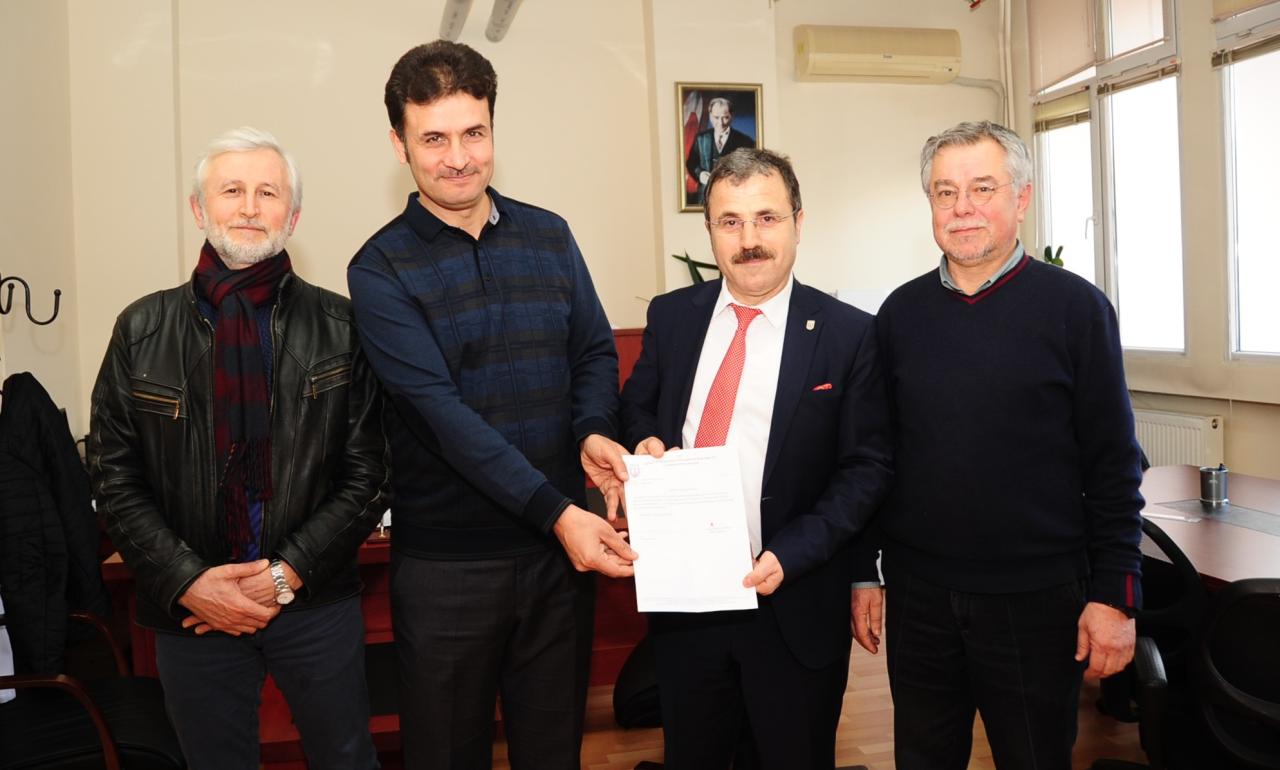Çevrebilimleri Anabilim Dalı Başkanlığına Prof. Dr. Ahmet Kula Atandı