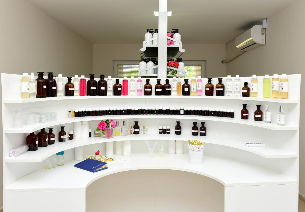 MSKÜ Organik Kolonya ve Sabun Üretiyor