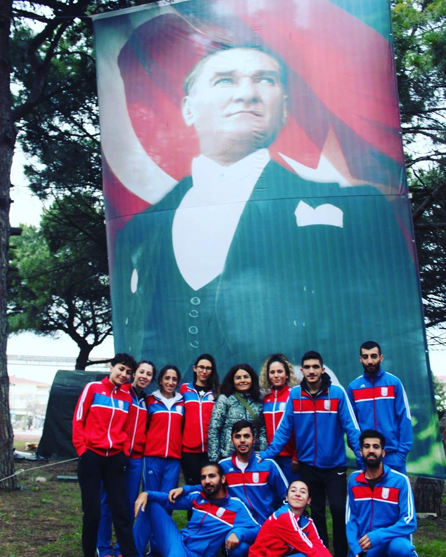 Üniversitemiz Tarihinde İlk Kez Kros Ligi Kupası Sahibi Oldu