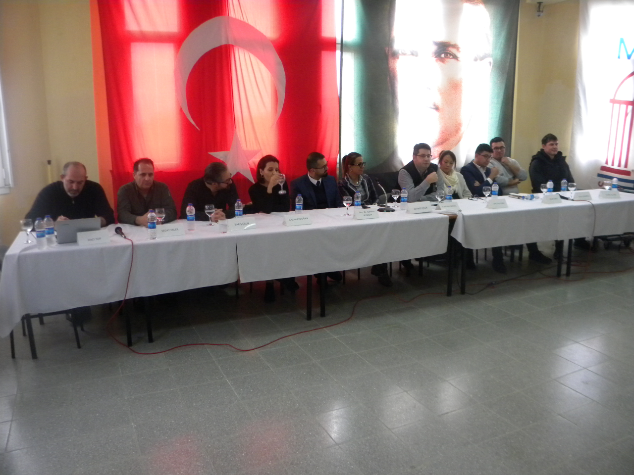 Üniversitemizde 'D-Campus Project Üniversite – İşletme İşbirliği' Projesi