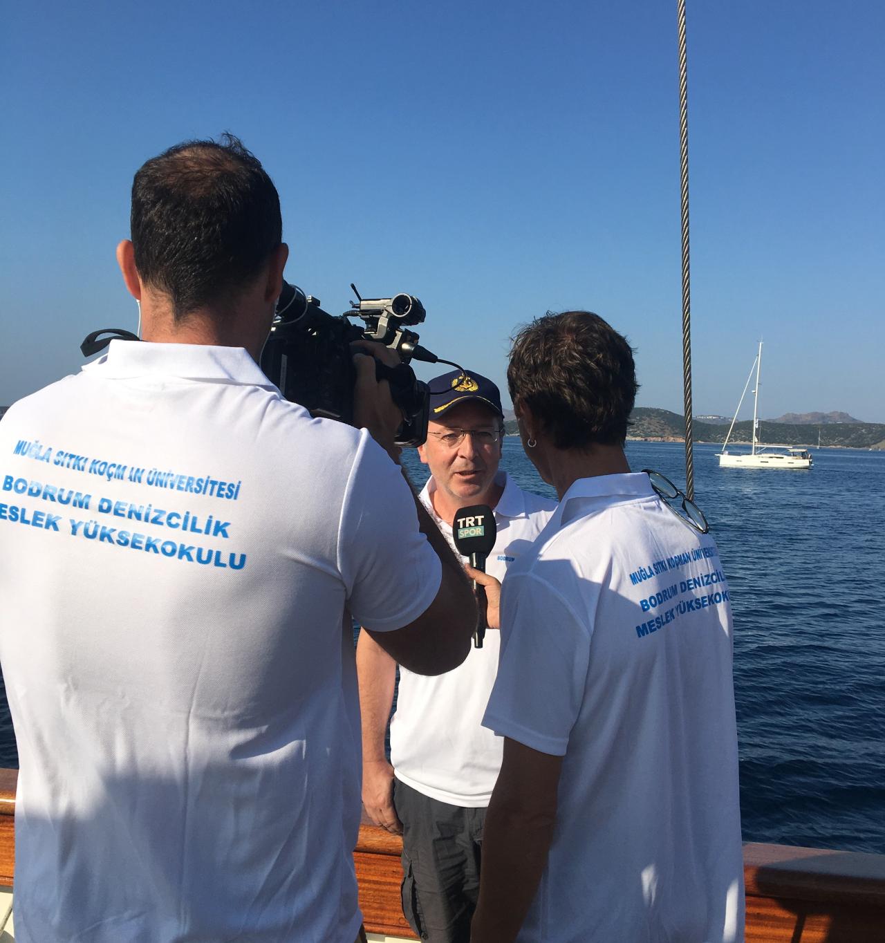 Bodrum Denizcilik MYO, The Bodrum Cup'tan Kupalar ile Döndü