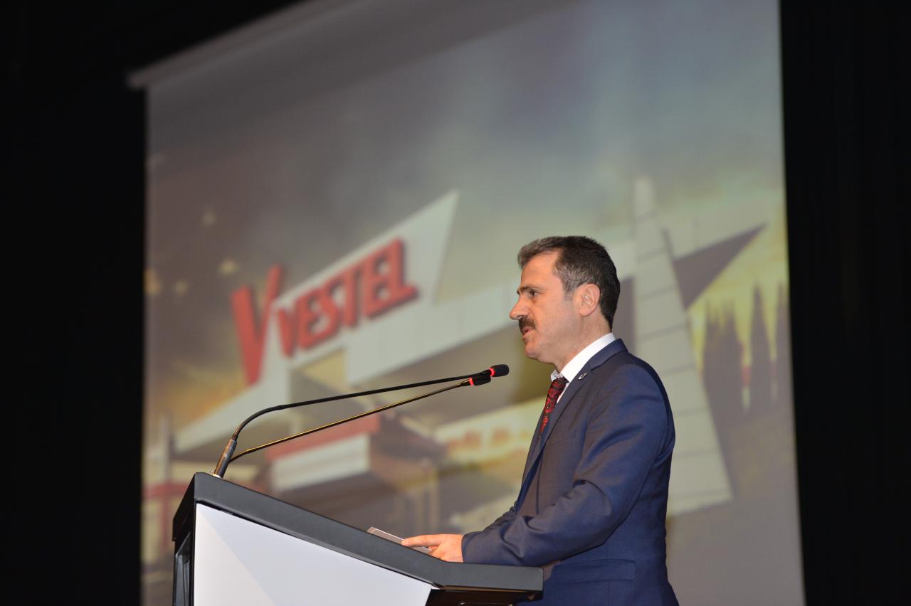 """Vestel'in katılımıyla """"Akıllı Ürünler Akıllı Fabrikalar"""" Çalıştayı Düzenlendi"""