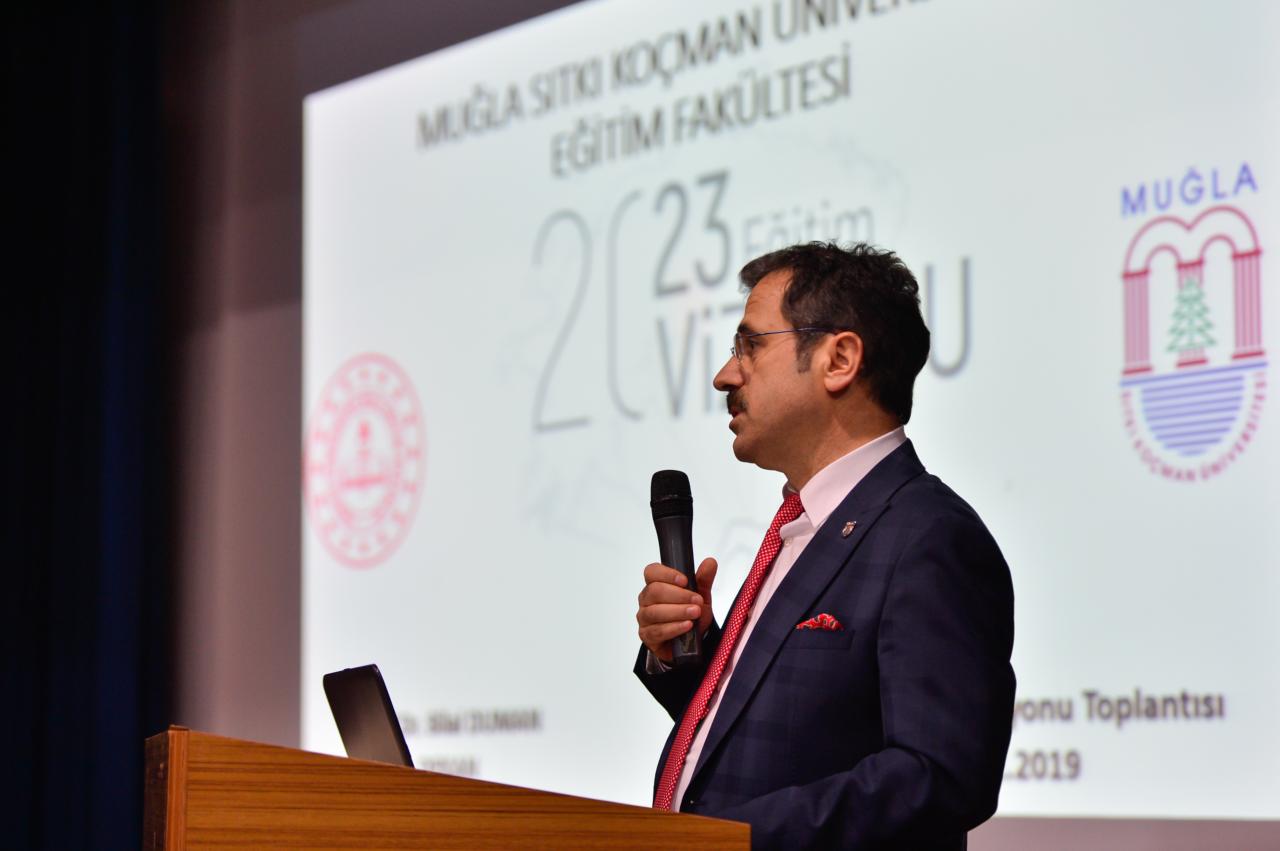 2023 Eğitim Vizyonu Tanıtıldı