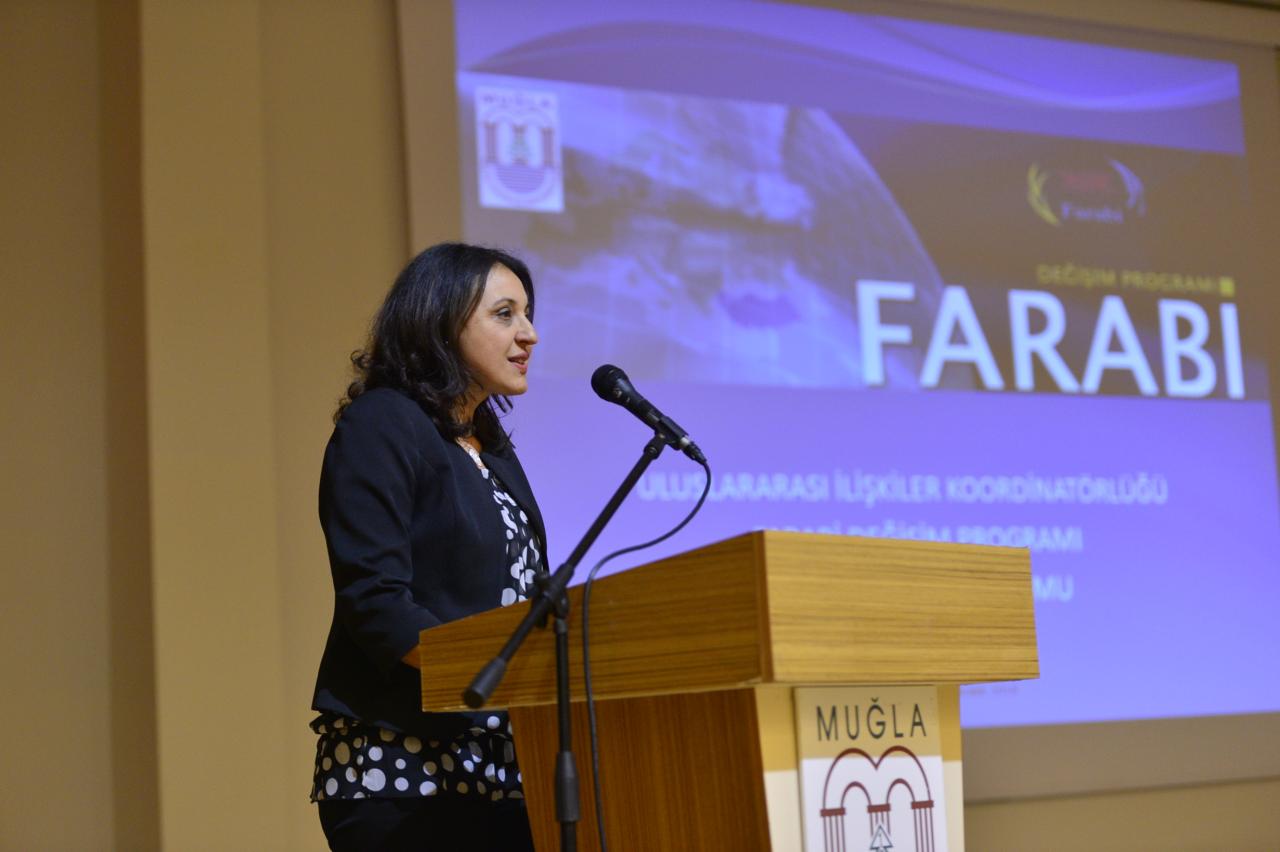 Değişim Programları Tanıtım ve Bilgilendirme Toplantısı Gerçekleştirildi
