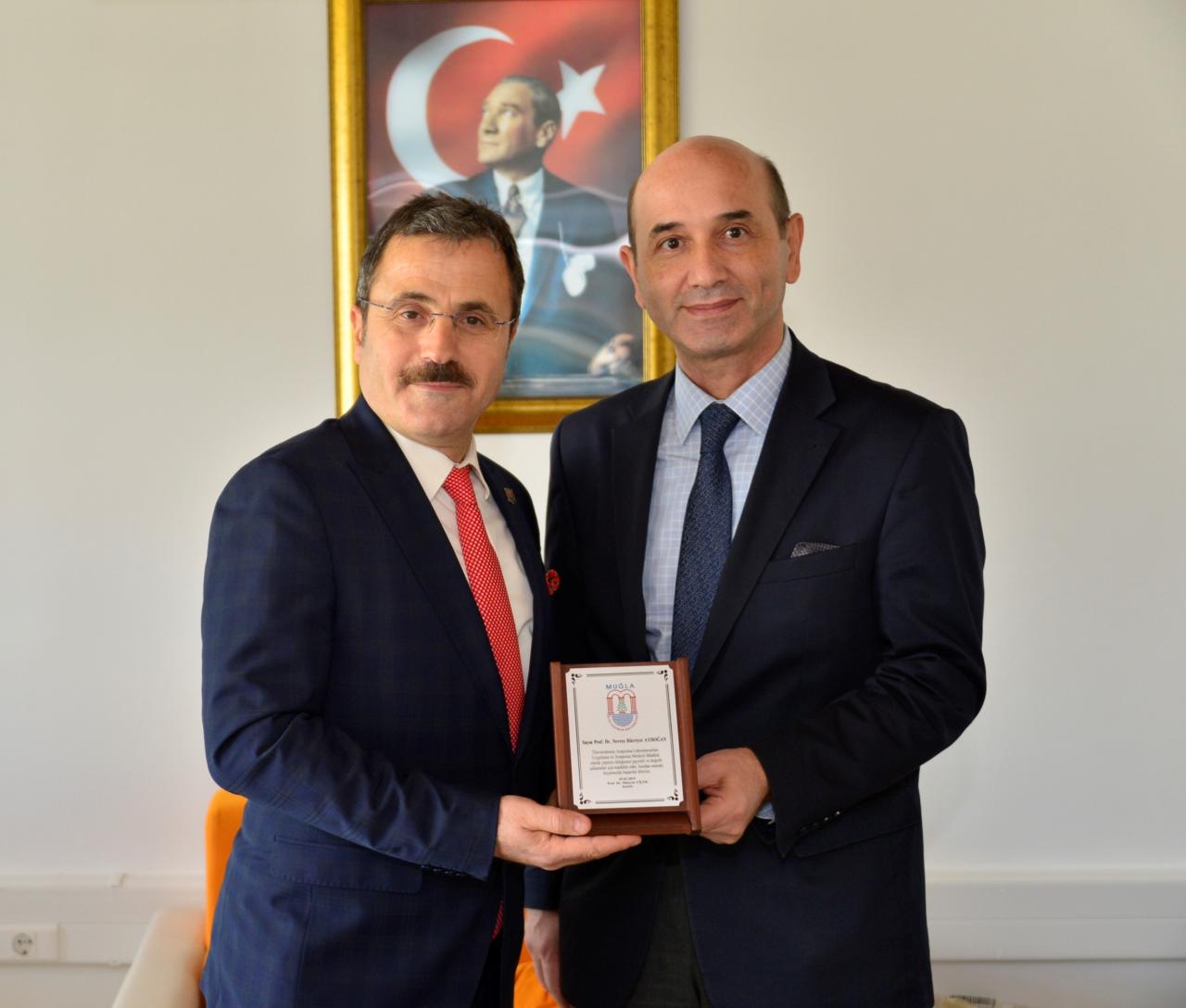 ALM Müdürlüğü Görevine Prof. Dr. Selçuk Aktürk Atandı