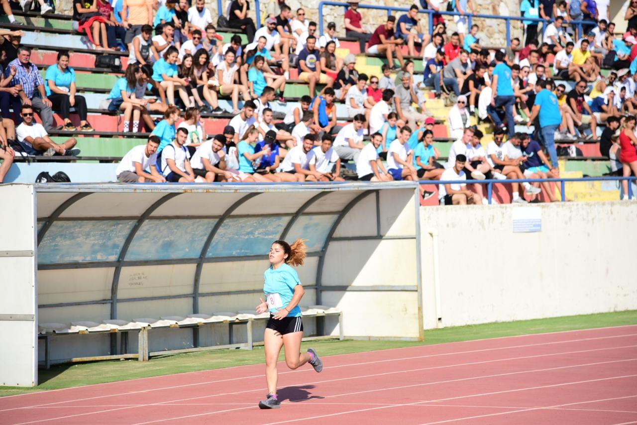 Spor Bilimleri Fakültemiz Yeni Öğrencilerini Seçiyor