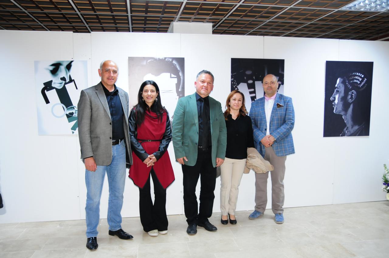 Foto-Tipo Sergisi Sanatseverlerin Ziyaretine Açıldı
