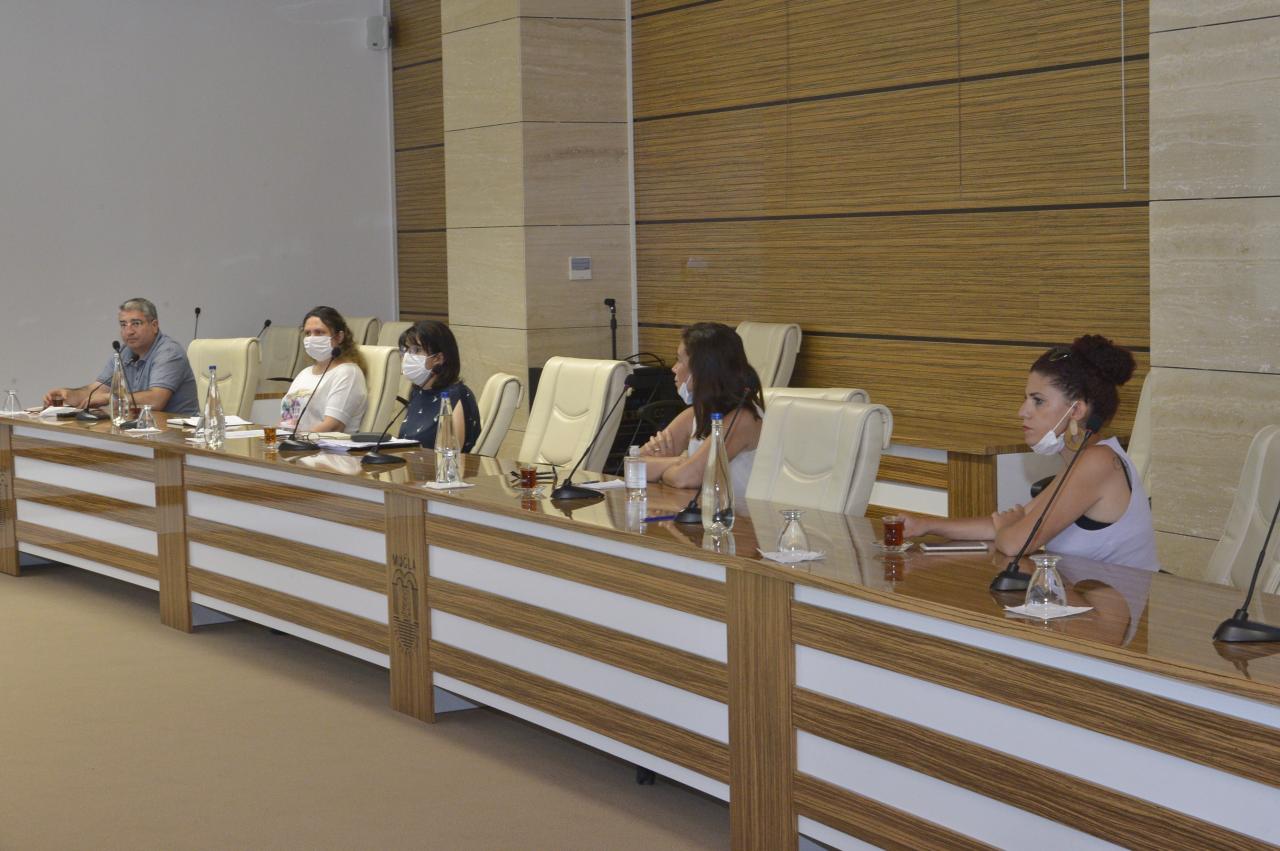 Toplumsal Cinsiyet Eşitsizliği ve Şiddet Temalı Toplantı