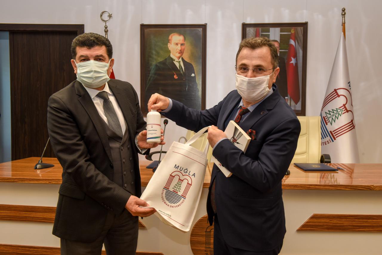 MSKÜ ile Çalışma ve Sosyal Hizmetler İl Müdürlüğü Arasında İş Birliği Protokolü İmzalandı