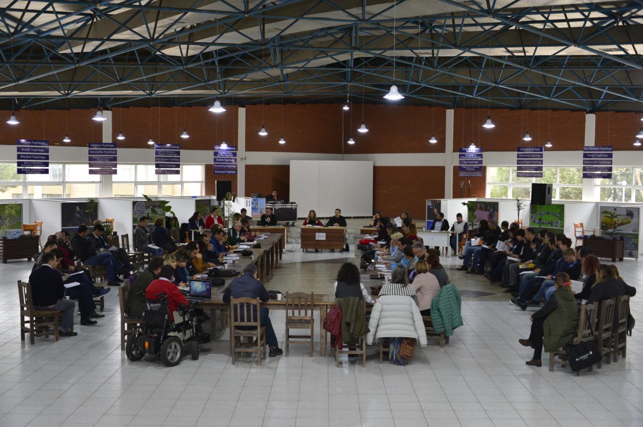 Üniversitemizde Spor-Sağlık ve Turizm Çalıştayı Düzenlendi