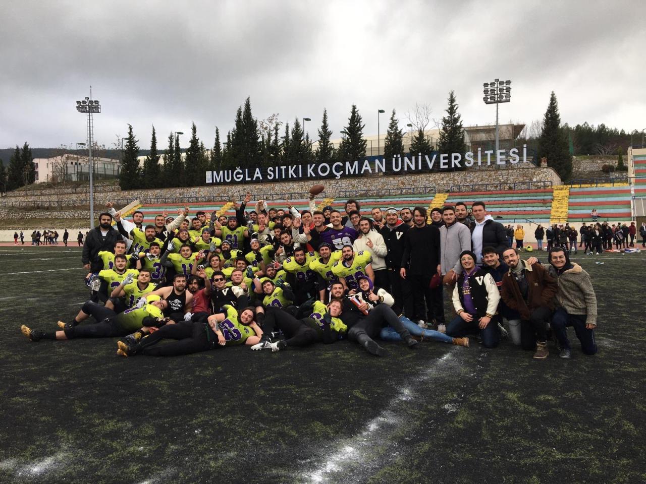 Üniversitemiz Spor Takımlarından Zaferler Zinciri