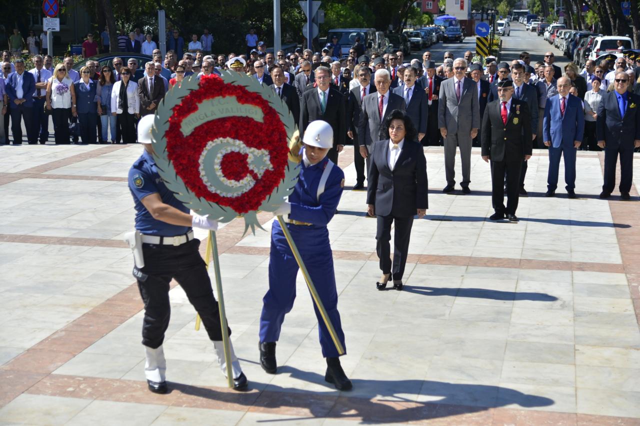 19 Eylül Gaziler Günü, Törenlerle Kutlandı