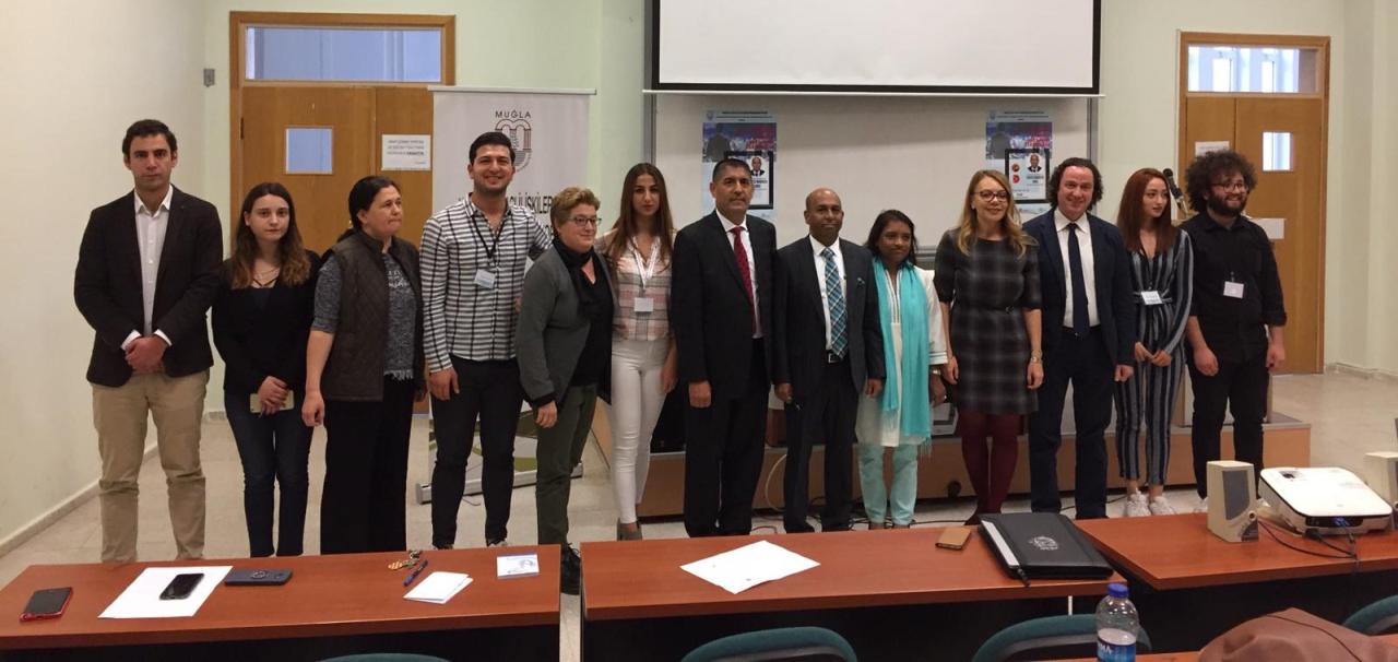 Sri Lanka Büyükelçisi'nden Konferans
