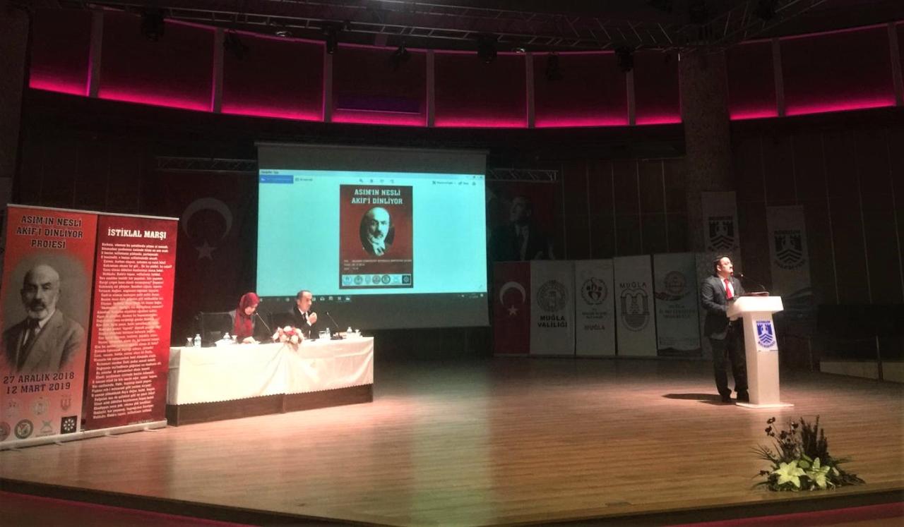 """Rektörümüz Prof. Dr. Hüseyin Çiçek """"Asım"""