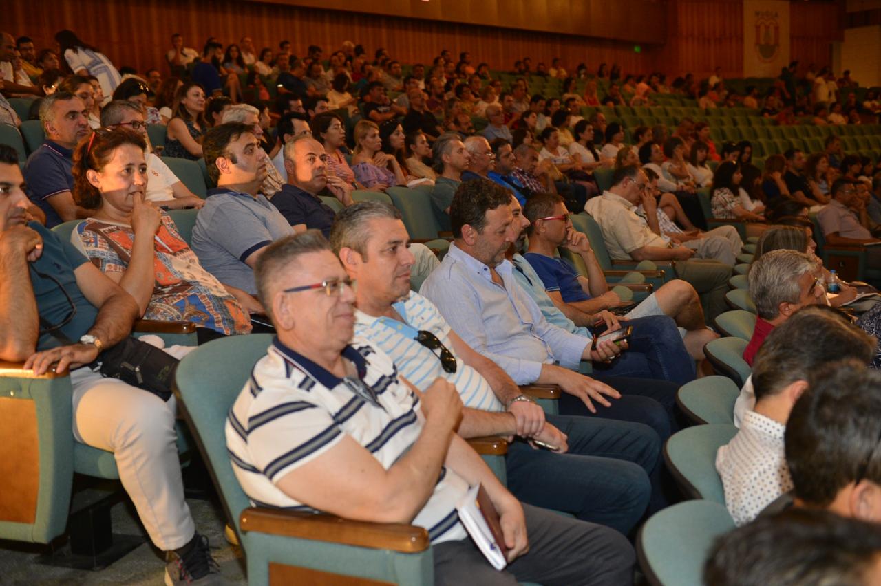 Üniversitemizde Bologna Bilgi Paketi/Ders Katalogları ve OBYS Kullanımı Toplantısı