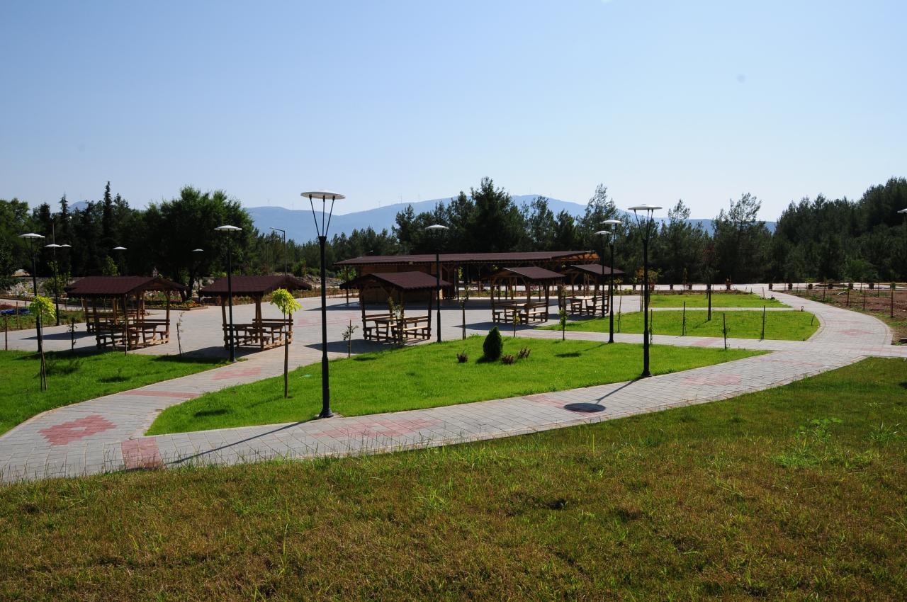 Yeni Rekreasyon Alanı Eylülde Açılıyor
