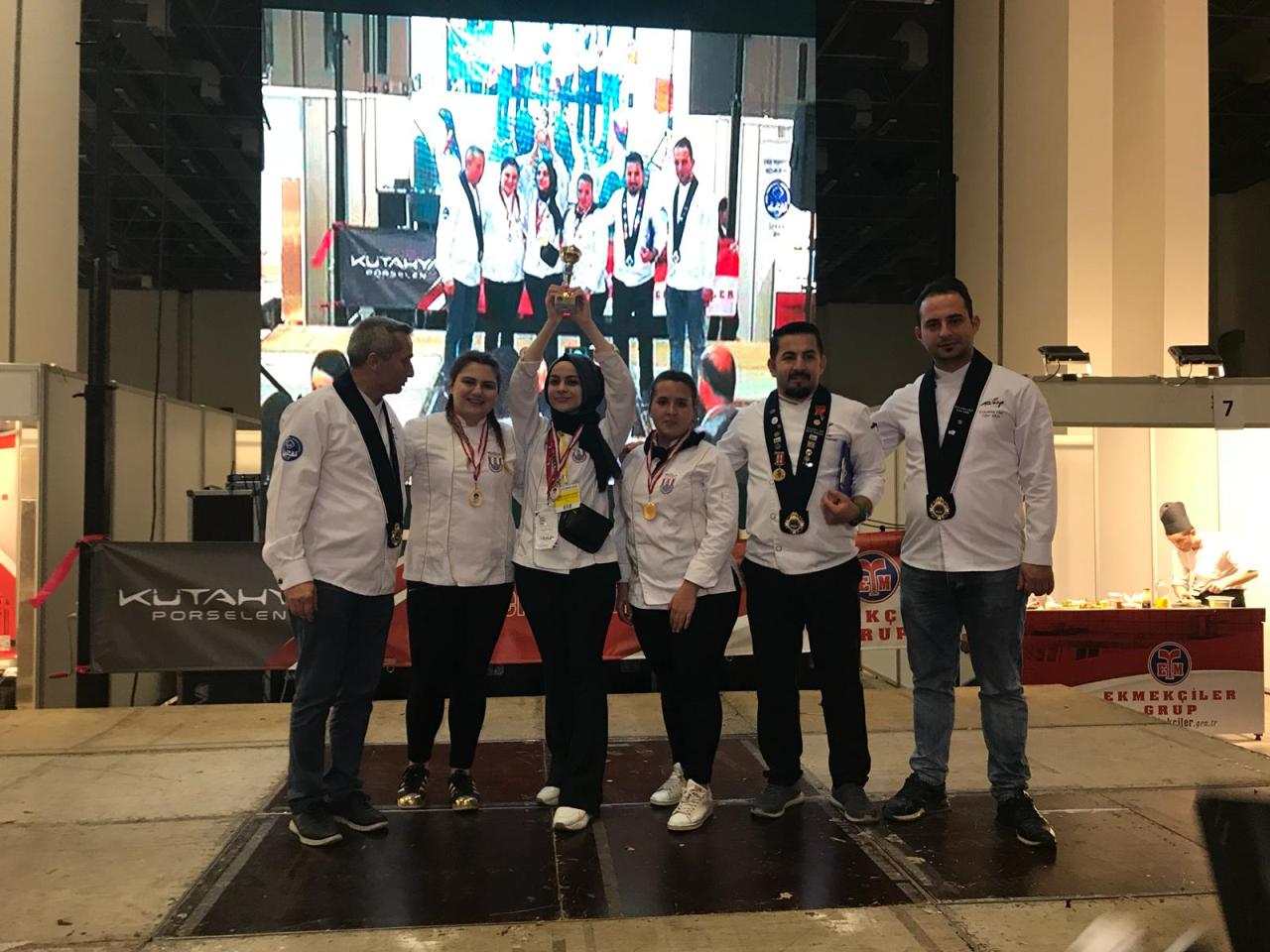 Turizm ve Gastronomi Topluluğundan Lezzet Şampiyonluğu