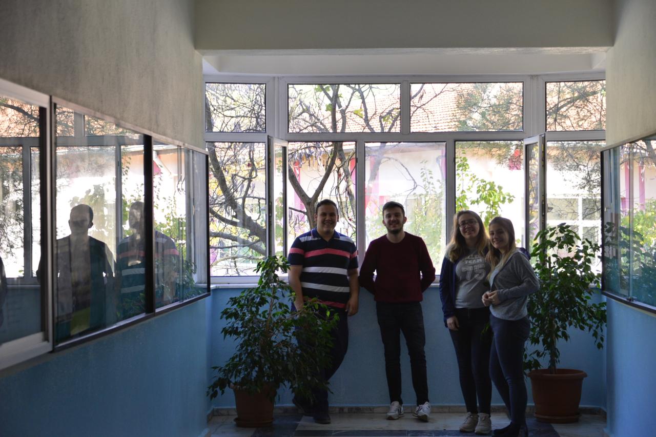 Rektör Çiçek, Ula Ali Koçman MYO'yu Ziyaret Etti