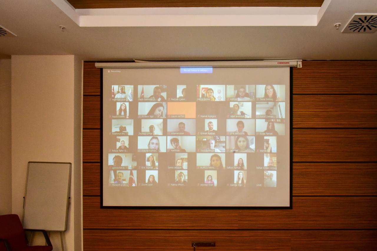 MSKÜ Mezunlarını Dijital Mezuniyet Töreni İle Uğurladı