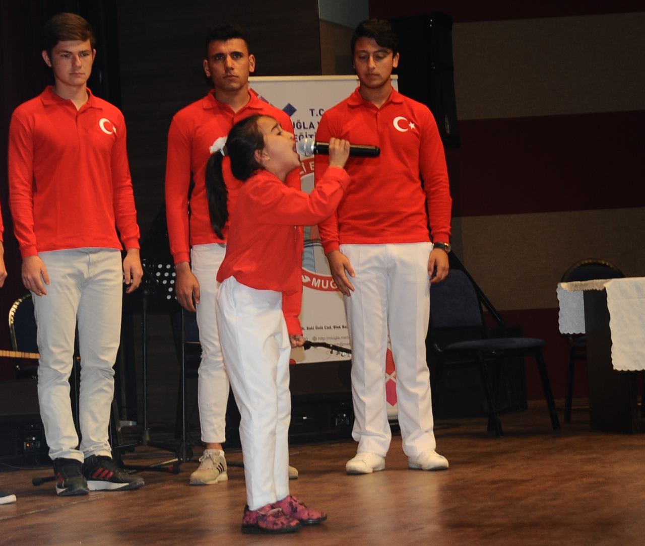 Rektörümüz, İstiklal Marşı'nın Kabulü ve Mehmet Akif Ersoy'u Anma Programına Katıldı