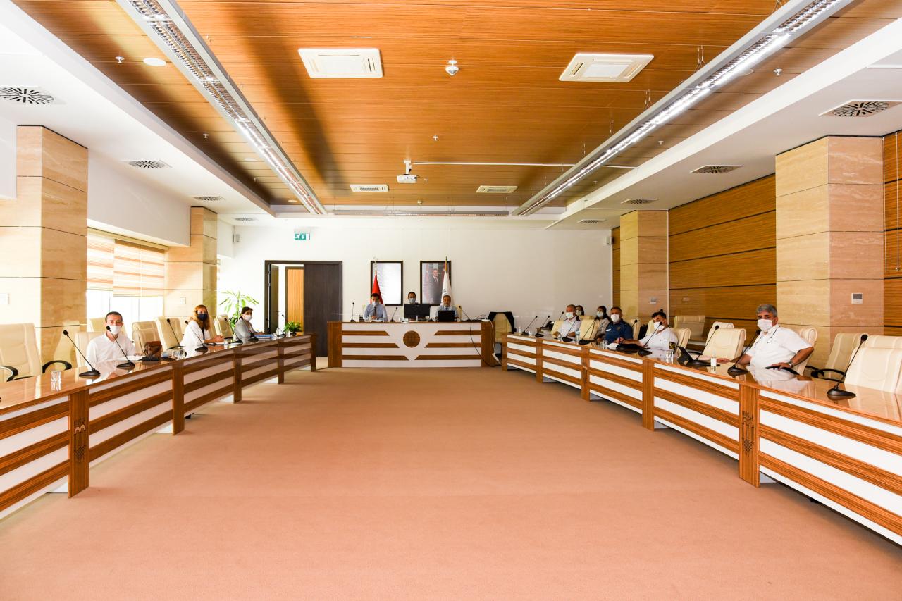 YKS Öncesi Hazırlık Toplantısı Yapıldı