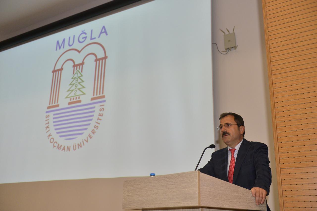 Fethiye Sağlık Bilimleri Fakültesi Akademik Açılış Töreni
