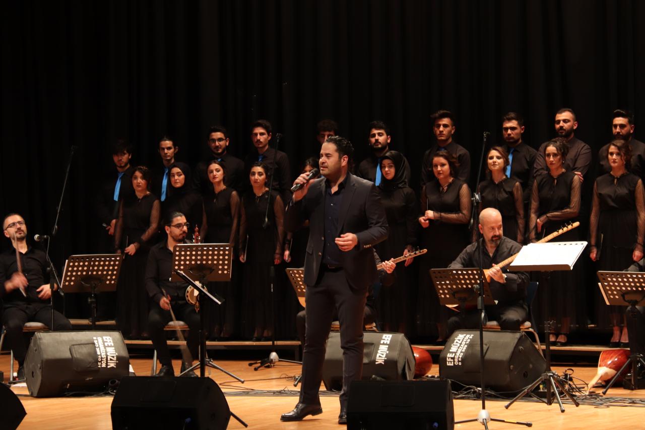 """""""Özümüz, Sözümüz, Türkülerimiz"""" Konseri"""