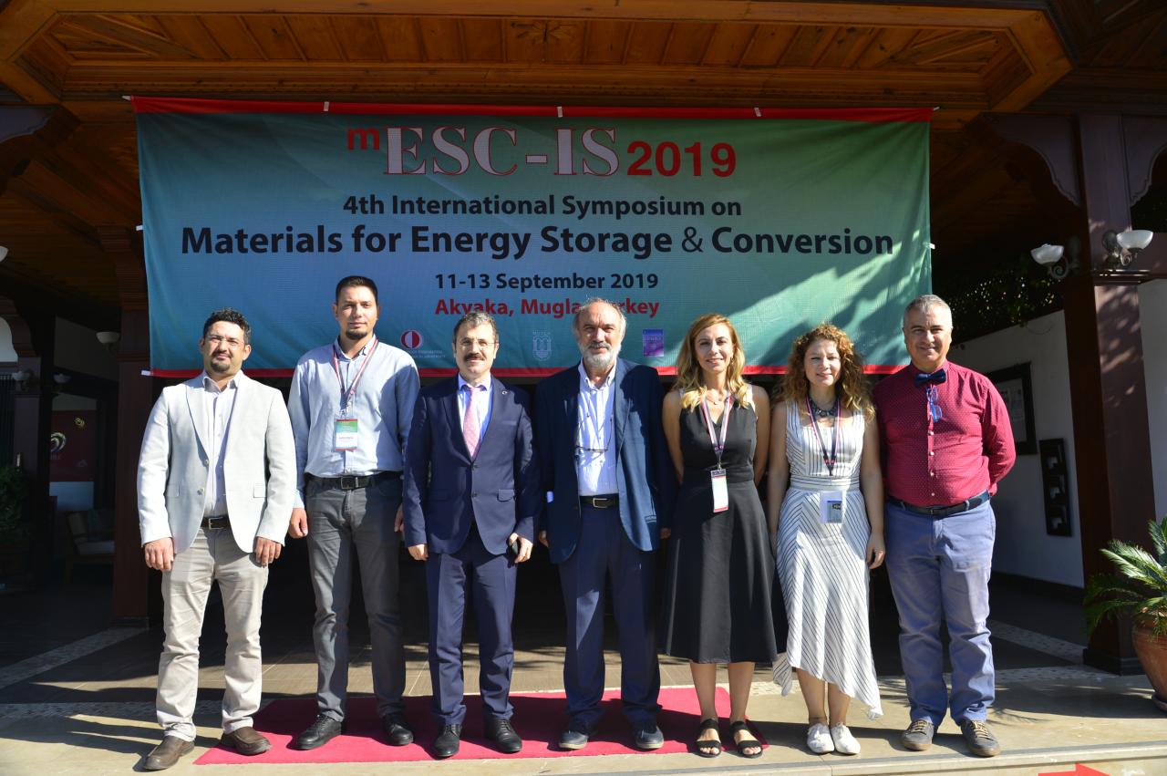 Uluslararası Araştırmacılar Enerji Depolama ve Çevirimini Tartışıyor