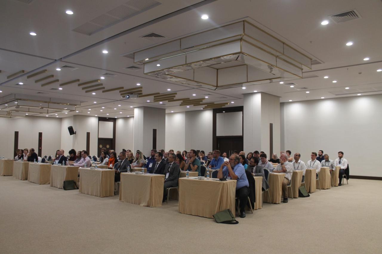 """""""Uluslararası Genç Geoteknik Mühendisleri Konferansları"""" Gerçekleştirildi"""