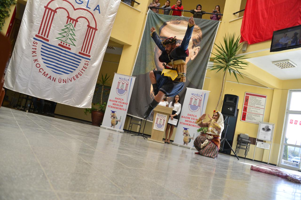 Datça Kazım Yılmaz MYO Akademik Yıl Açılış Töreni
