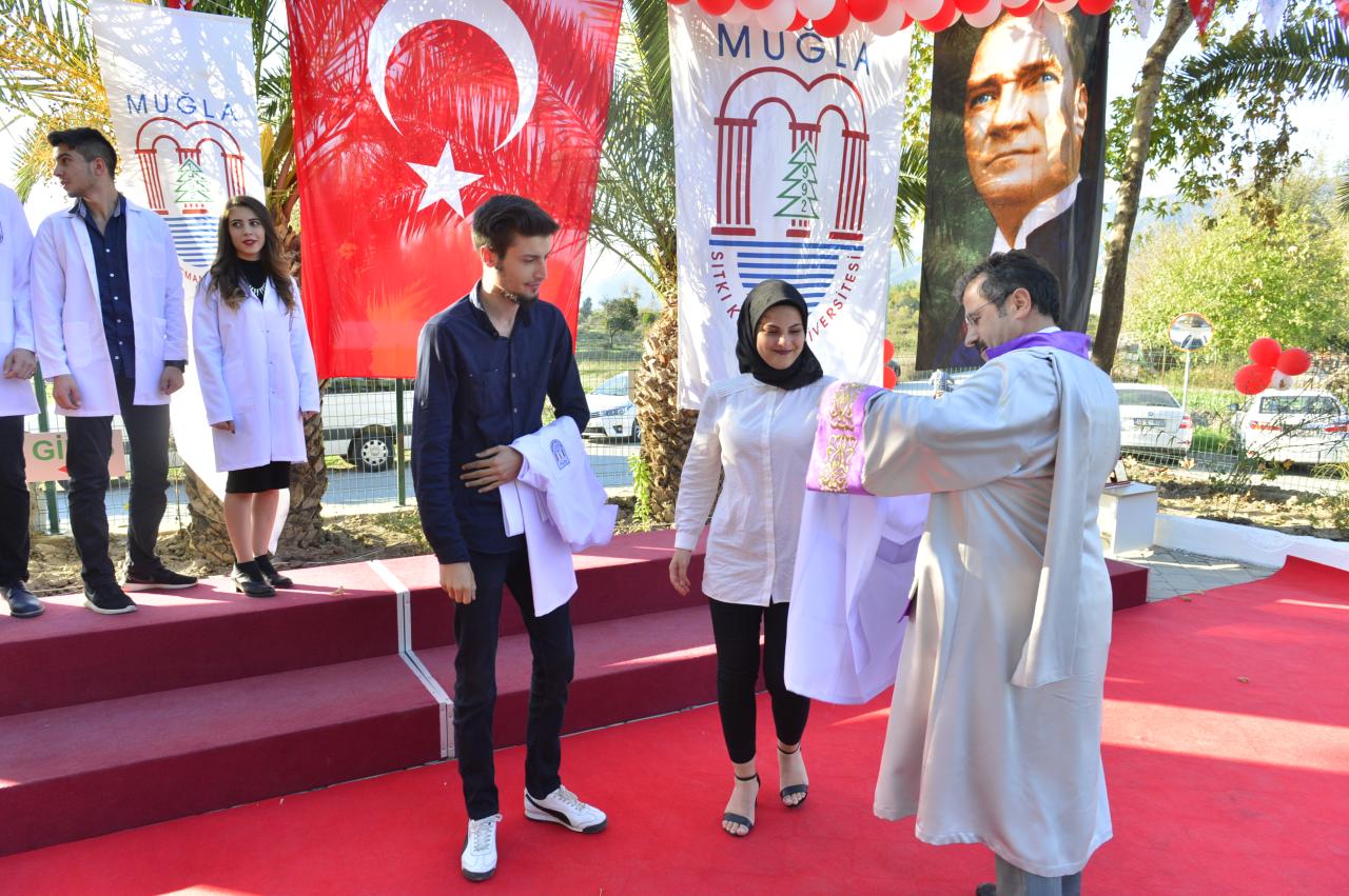 Köyceğiz'de Akademik Yıl Törenle Başladı