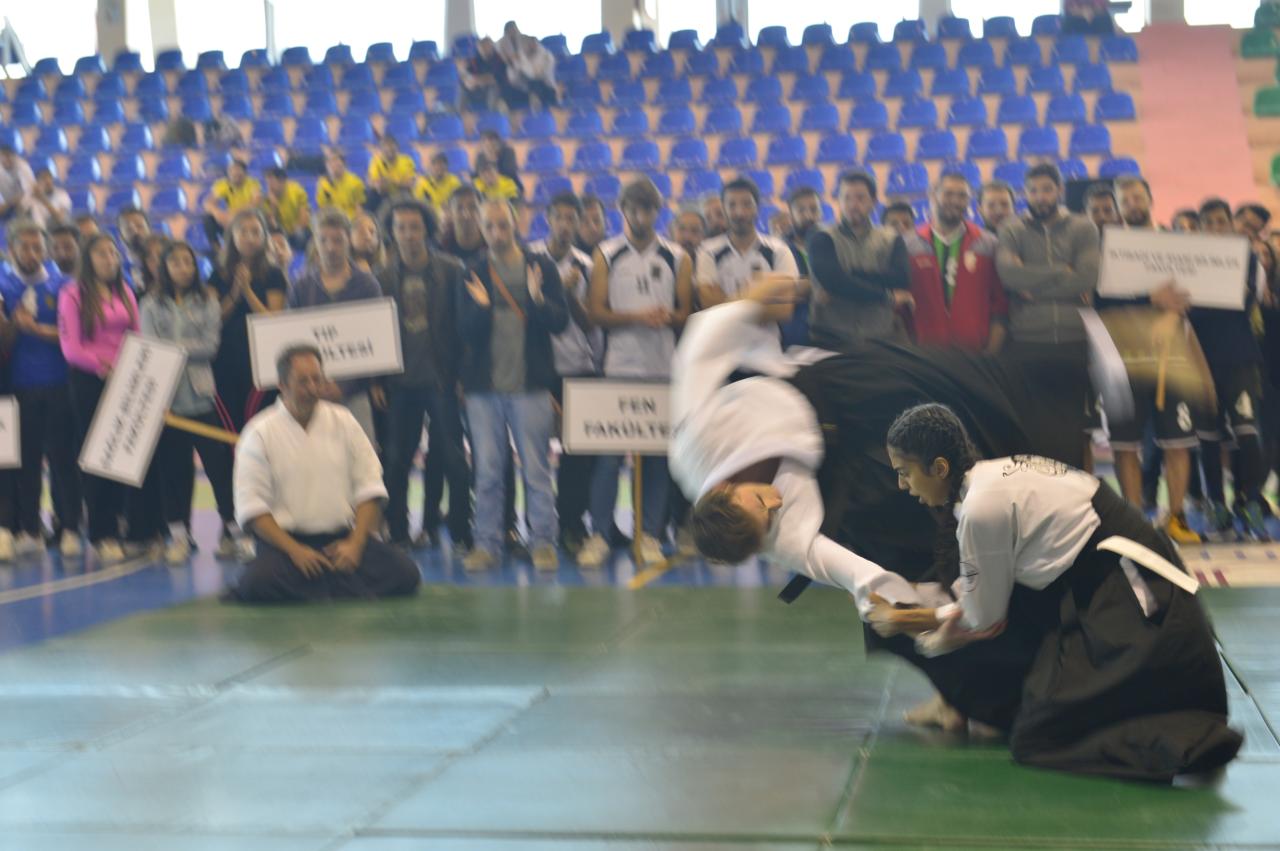 25. Sıtkı Koçman Rektörlük Kupası Turnuvaları Başladı