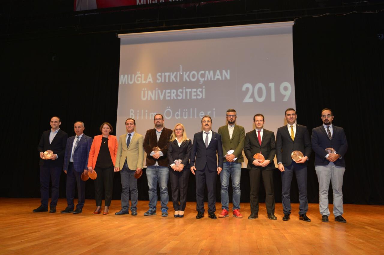 """Rektörümüz Prof. Dr. Hüseyin Çiçek, """"Kazanımlar Hedefler"""" Sunumunun 2"""