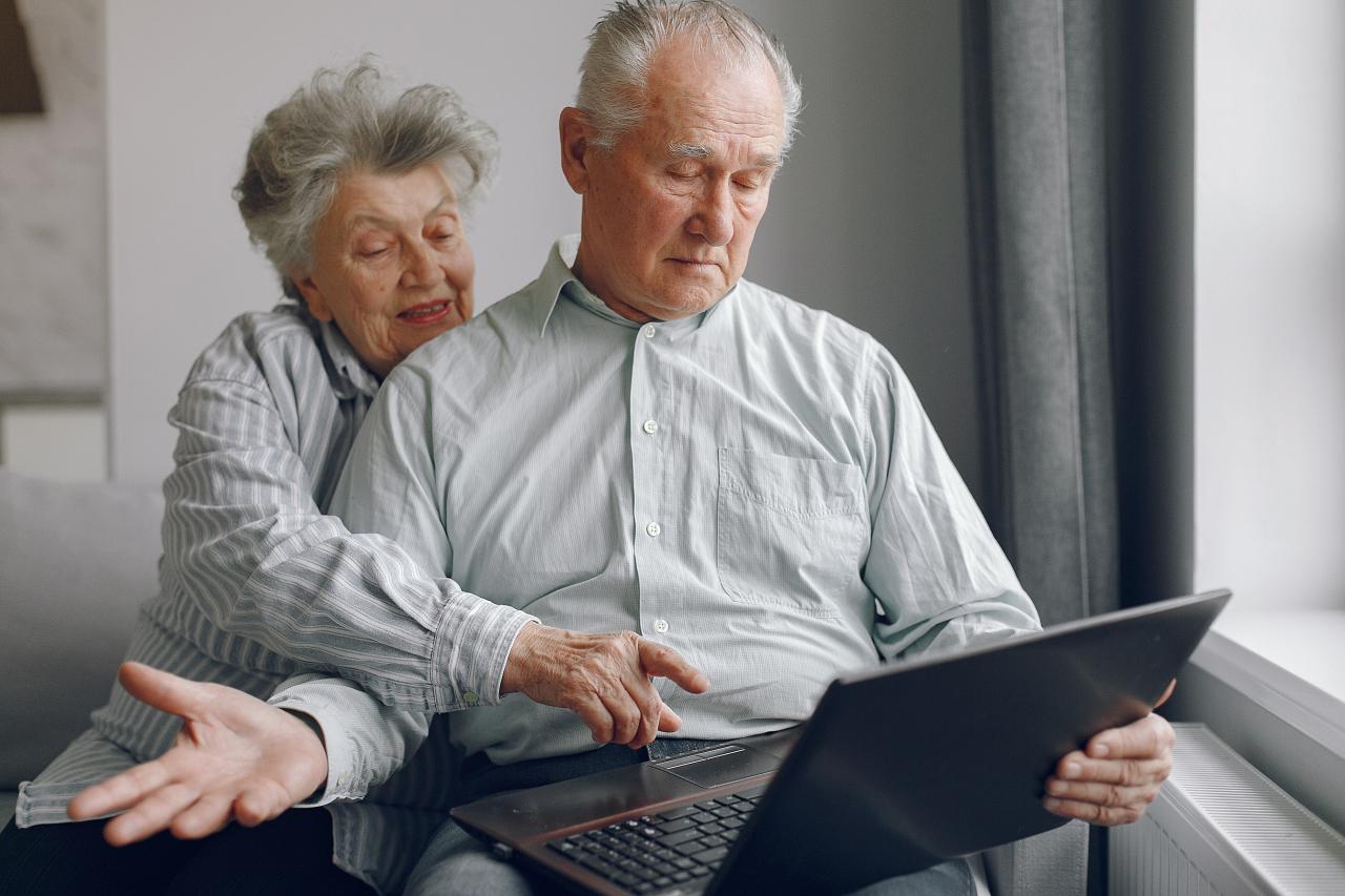 65+ Bireylere Dijital Yetkinlik Kazandıracak Proje